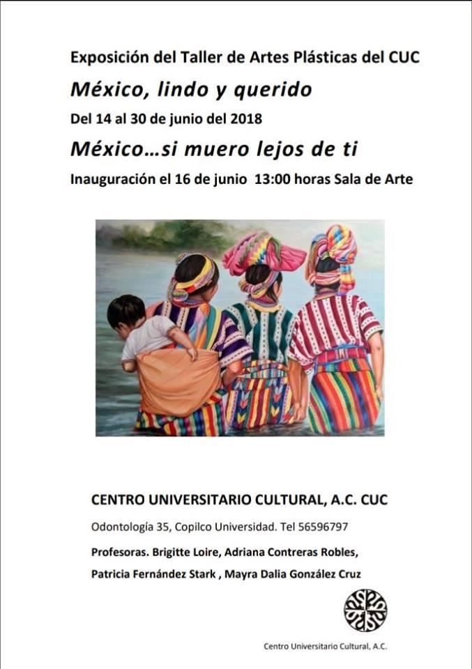 Invitación Expo Taller CUC